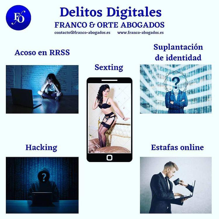 ¿Qué solución se da a estos delitos digitales que nos amanezan día a día?